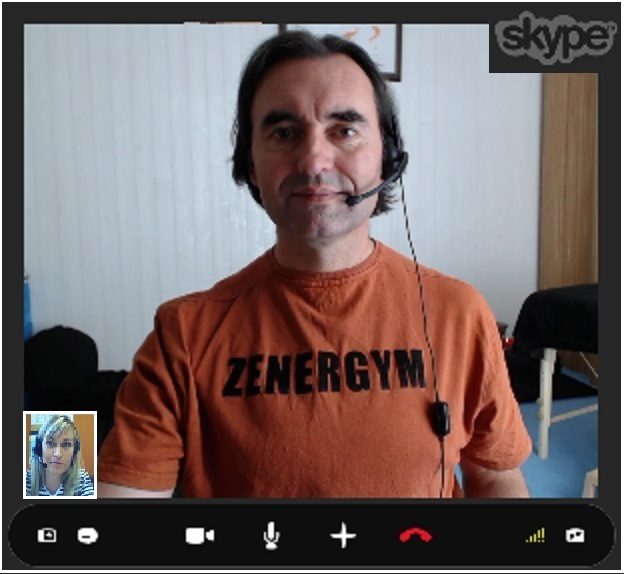 Zenergym coaching anti stress a distance sur Skype